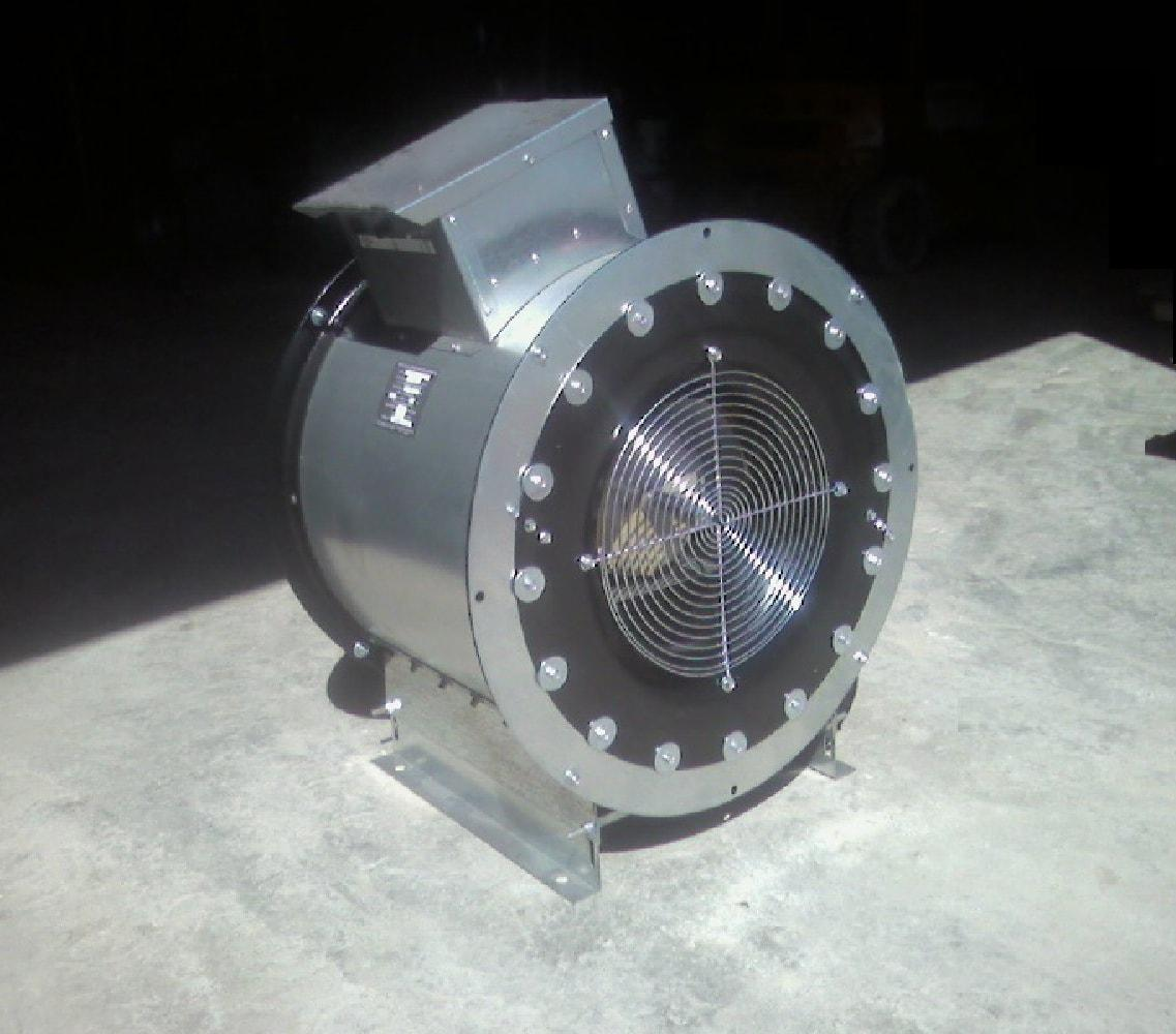 In-Line Centrifugal Fan